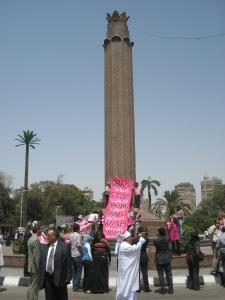 Obama in Cairo! 038